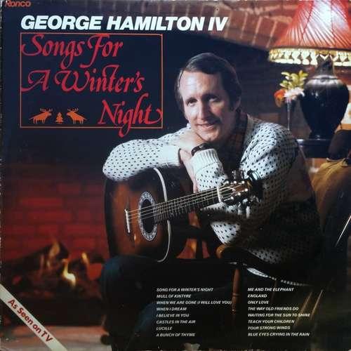 Bild George Hamilton IV - Songs For A Winter's Night (LP) Schallplatten Ankauf