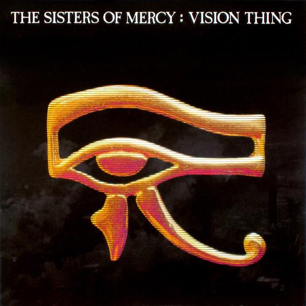 Bild The Sisters Of Mercy - Vision Thing (CD, Album) Schallplatten Ankauf