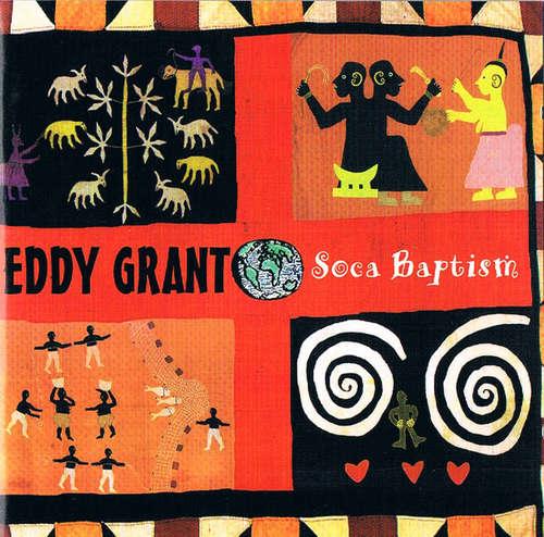 Cover zu Eddy Grant - Soca Baptism (CD, Album) Schallplatten Ankauf