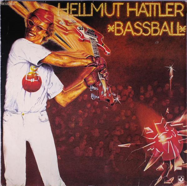 Cover Hellmut Hattler - Bassball (LP, Album) Schallplatten Ankauf