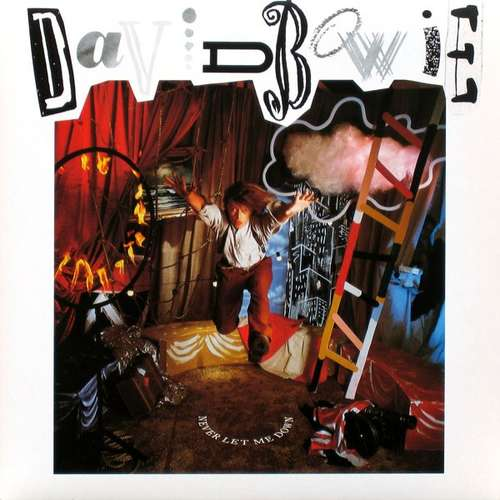 Cover David Bowie - Never Let Me Down (LP, Album) Schallplatten Ankauf