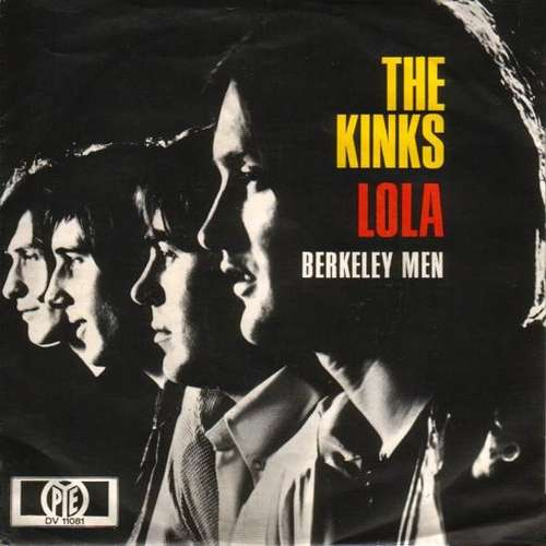 Cover The Kinks - Lola (7, Single) Schallplatten Ankauf