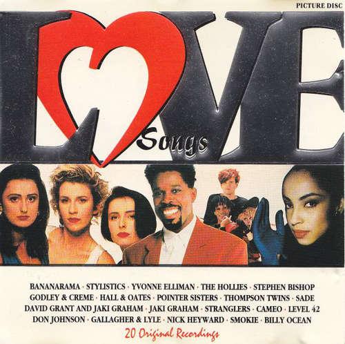 Bild Various - Love Songs (CD, Comp) Schallplatten Ankauf