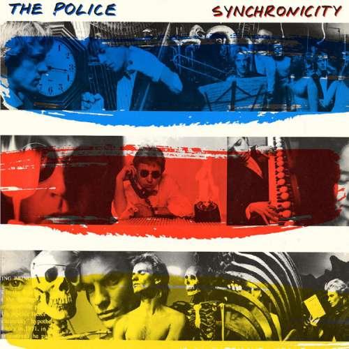 Cover The Police - Synchronicity (LP, Album) Schallplatten Ankauf