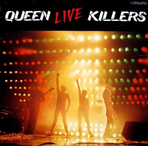 Cover Queen - Live Killers (2xLP, Album, Gat) Schallplatten Ankauf