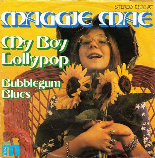 Bild Maggie Mae - My Boy Lollypop (7, Single) Schallplatten Ankauf