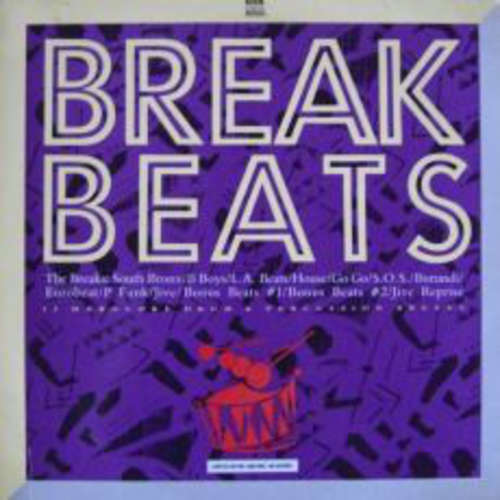 Cover Various - Break Beats (LP, Comp, Ltd) Schallplatten Ankauf