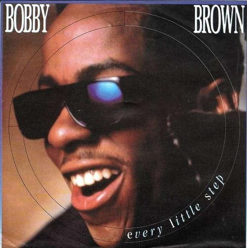 Cover Bobby Brown - Every Little Step (7, Single) Schallplatten Ankauf