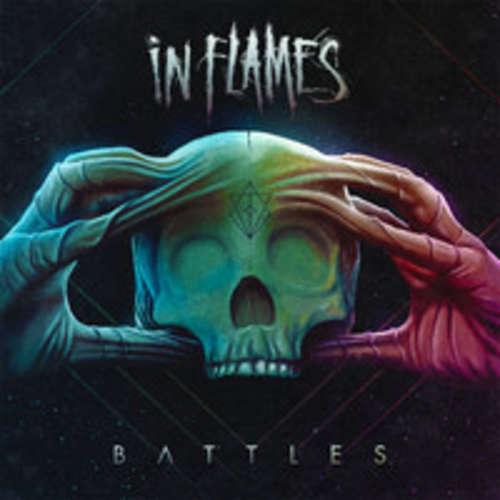 Cover In Flames - Battles (2xLP, Album) Schallplatten Ankauf