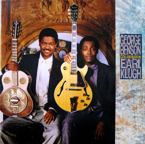 Cover George Benson / Earl Klugh - Collaboration (LP, Album) Schallplatten Ankauf