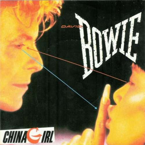 Cover David Bowie - China Girl (7, Single) Schallplatten Ankauf
