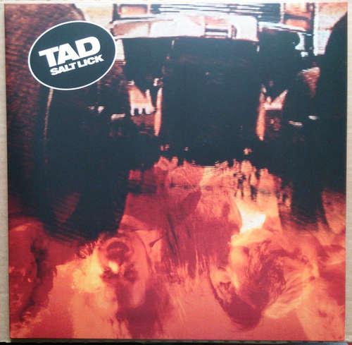 Cover Tad - Salt Lick (12, EP, Ltd, RE, RM, Yel) Schallplatten Ankauf