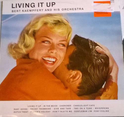 Bild Bert Kaempfert And His Orchestra* - Living It Up (LP, Album, Mono) Schallplatten Ankauf