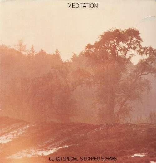 Bild Siegfried Schwab - Meditation (LP, Album) Schallplatten Ankauf
