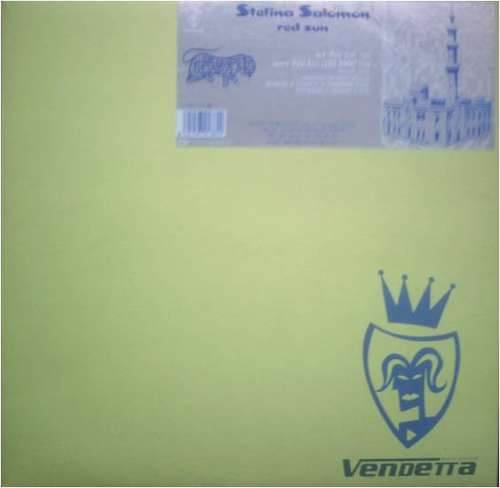 Bild Stelina Salomon - Red Sun (12, Maxi) Schallplatten Ankauf