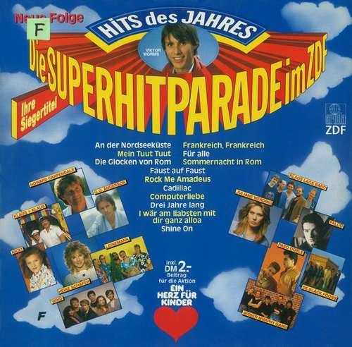 Bild Various - Die Super-Hitparade Im ZDF (LP, Comp) Schallplatten Ankauf