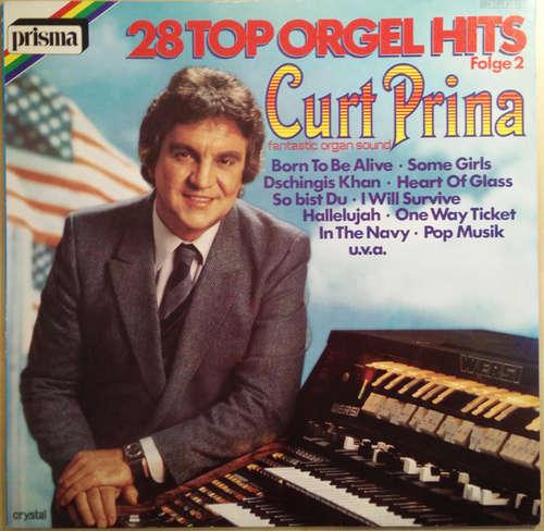 Bild Curt Prina - 28 Top Orgel Hits - Folge 2 (LP) Schallplatten Ankauf