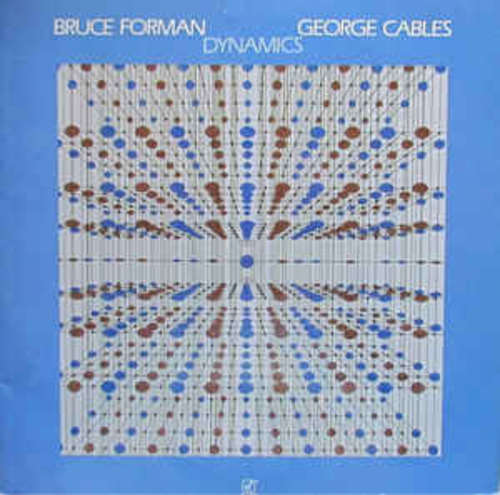 Cover Bruce Forman And George Cables - Dynamics (LP) Schallplatten Ankauf