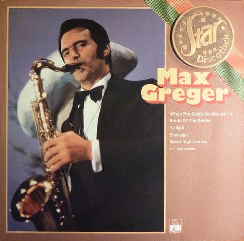 Cover zu Max Greger - Star-Discothek (LP, Comp) Schallplatten Ankauf