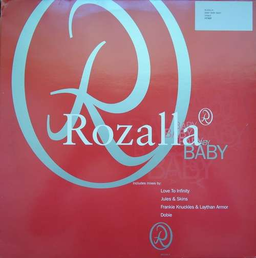 Bild Rozalla - Baby (12) Schallplatten Ankauf