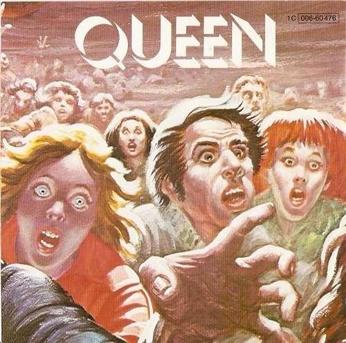 Cover Queen - Spread Your Wings (7, Single) Schallplatten Ankauf