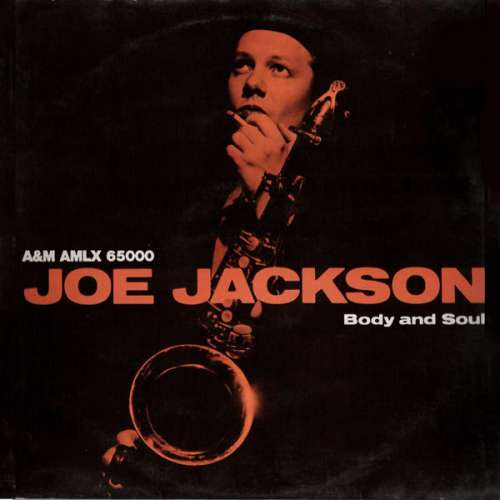 Cover Joe Jackson - Body And Soul (LP, Album) Schallplatten Ankauf