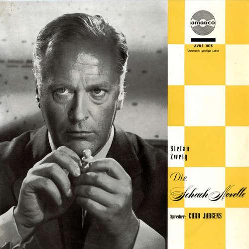 Cover Stefan Zweig - Curd Jürgens - Die Schachnovelle (LP) Schallplatten Ankauf