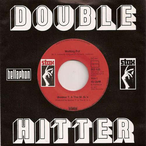 Bild Booker T. & The M. G.'s* - Melting Pot / Slum Baby (7) Schallplatten Ankauf