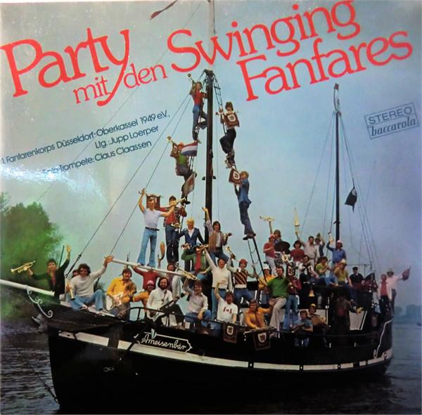 Bild Swinging Fanfares - Party Mit Den Swinging Fanfares (LP, Album) Schallplatten Ankauf