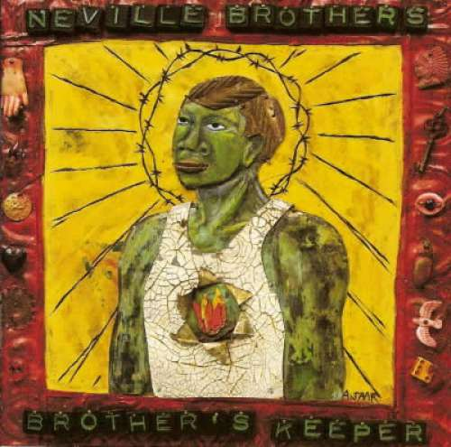 Cover The Neville Brothers - Brother's Keeper (CD, Album) Schallplatten Ankauf
