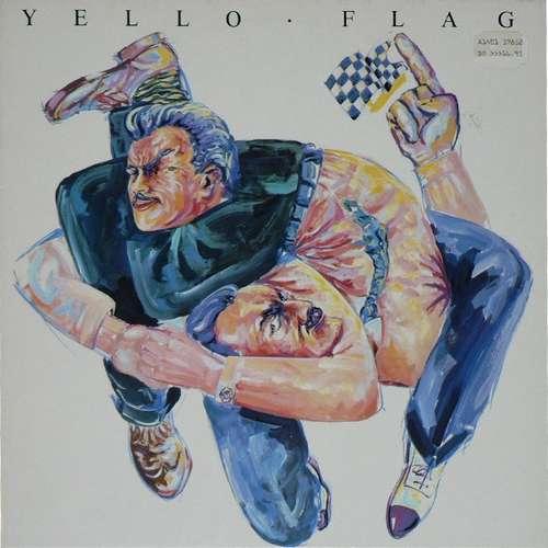 Bild Yello - Flag (LP, Album) Schallplatten Ankauf