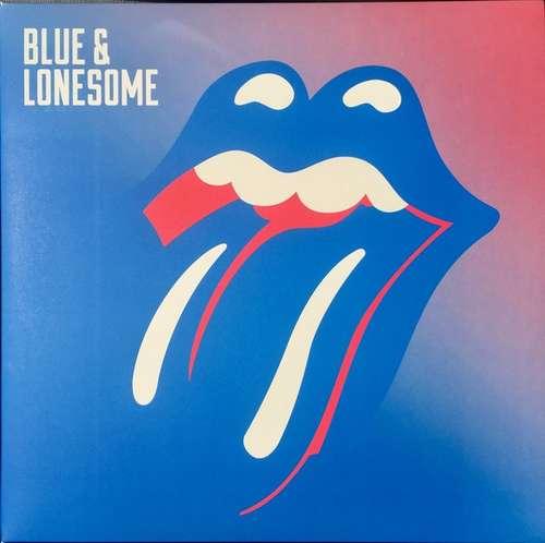 Cover Rolling Stones* - Blue & Lonesome (2xLP, Album) Schallplatten Ankauf