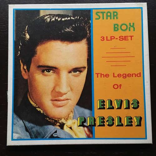 Cover Elvis Presley - The Legend of Elvis Presley (3xLP, Comp) Schallplatten Ankauf