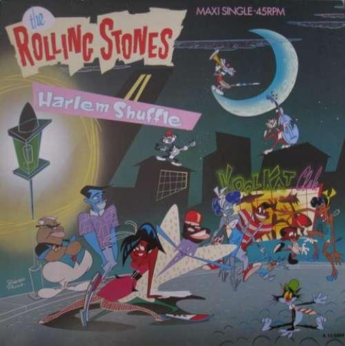 Cover The Rolling Stones - Harlem Shuffle (12, Maxi) Schallplatten Ankauf