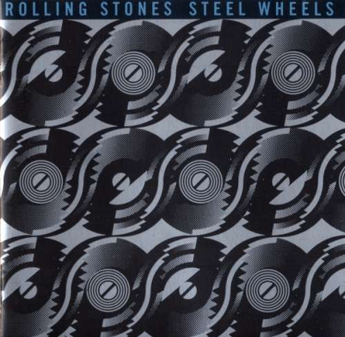 Cover Rolling Stones* - Steel Wheels (LP, Album) Schallplatten Ankauf