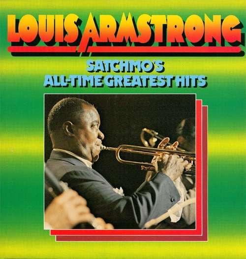 Bild Louis Armstrong - Satchmo's All-Time Greatest Hits (2xLP, Comp) Schallplatten Ankauf