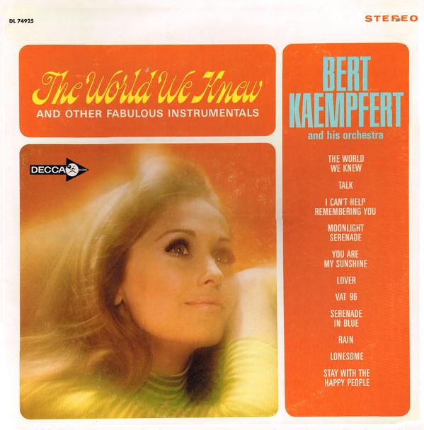 Cover Bert Kaempfert And His Orchestra* - The World We Knew (LP, Album) Schallplatten Ankauf