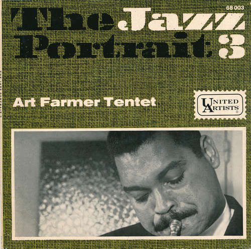 Bild Art Farmer Tentet - The Jazz Portrait 3 (7, Mono) Schallplatten Ankauf