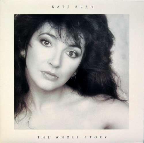 Cover Kate Bush - The Whole Story (LP, Comp, DMM) Schallplatten Ankauf