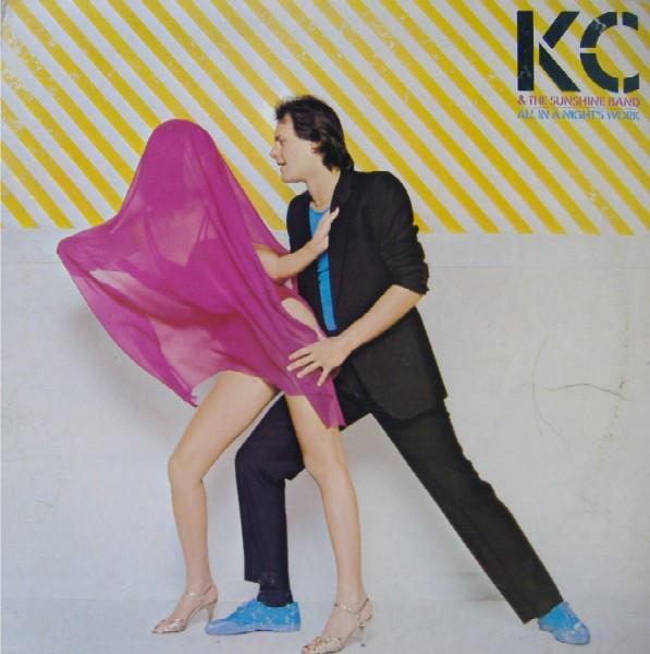 Bild KC & The Sunshine Band - All In A Night's Work (LP, Album) Schallplatten Ankauf