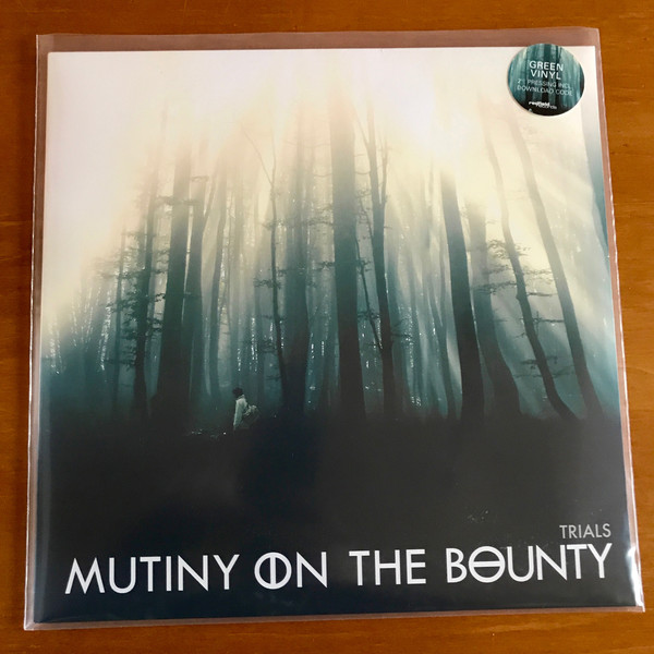 Cover Mutiny On The Bounty - Trials (LP, Album, Gre) Schallplatten Ankauf