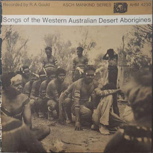 Cover Australian Aborigines - Songs of the Western Australian Desert Aborigines  (LP, Album) Schallplatten Ankauf