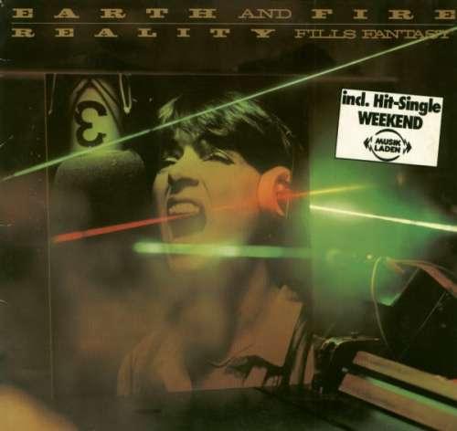 Bild Earth And Fire - Reality Fills Fantasy (LP, Album) Schallplatten Ankauf