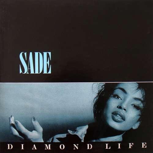 Cover Sade - Diamond Life (LP, Album, Blu) Schallplatten Ankauf