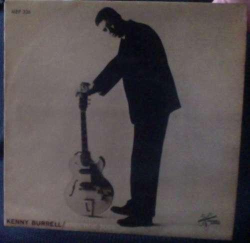 Cover Kenny Burrell - Kenny Burrell (7, EP, Single) Schallplatten Ankauf