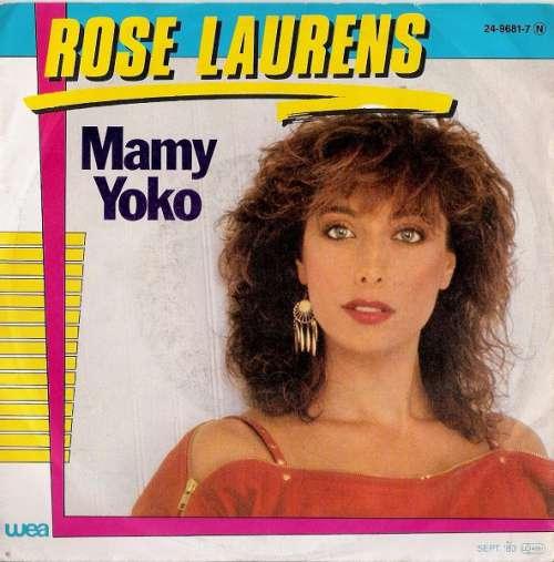 Bild Rose Laurens - Mamy Yoko (7, Single) Schallplatten Ankauf