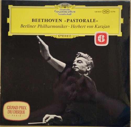 Cover zu Beethoven* / Berliner Philharmoniker, Herbert von Karajan - »Pastorale« (LP, RP) Schallplatten Ankauf