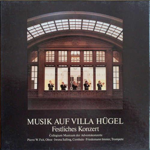 Bild Collegium Musicum*, Pierre W. Feit, Iwona Salling, Friedemann Immer - Musik Auf Villa Hügel Festliches Konzert (2xLP, S/Edition) Schallplatten Ankauf