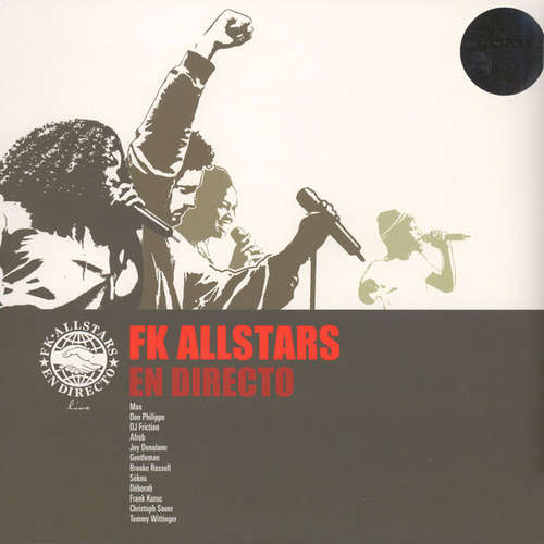 Cover FK Allstars - En Directo (3xLP, Album + CD, Album + Ltd, RE) Schallplatten Ankauf