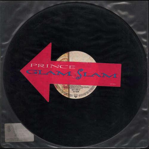 Cover Prince - Glam Slam (12, Single) Schallplatten Ankauf